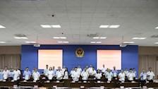 学校举行科研导师与青年教师签定带研协议仪式